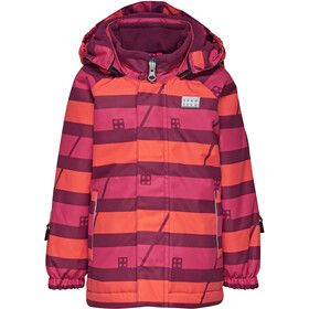 LEGO wear Josie 773 Jacket Girls bordeaux